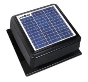 Durabuild 20W Solar Attic Fan