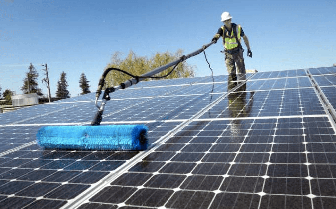 Best Solar Panel Cleaning Tools