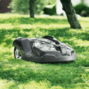 Solar Lawnmowers