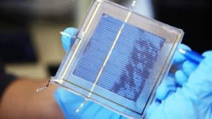Self-Cleaning Solar Panels