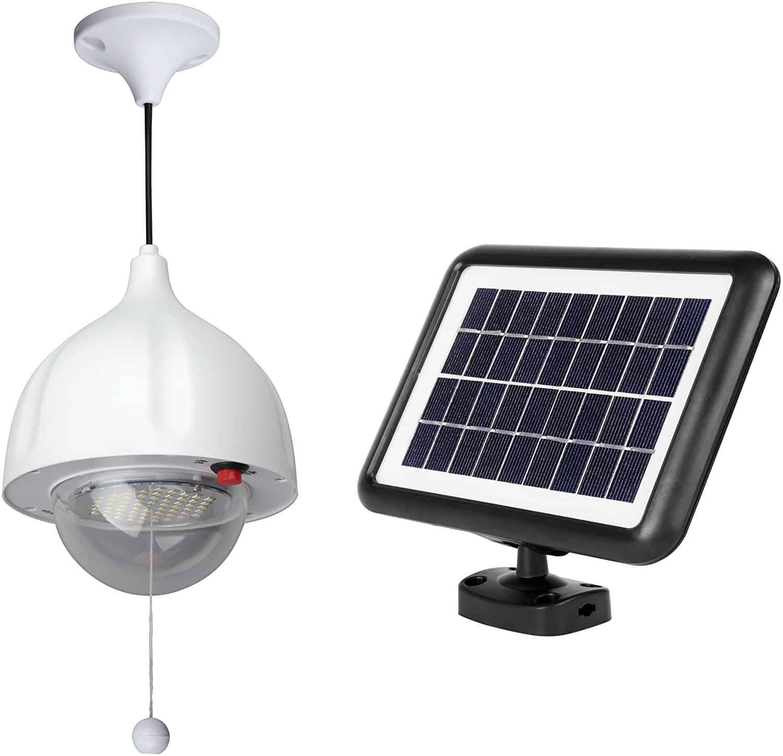 MicroSolar Solar Shed Light