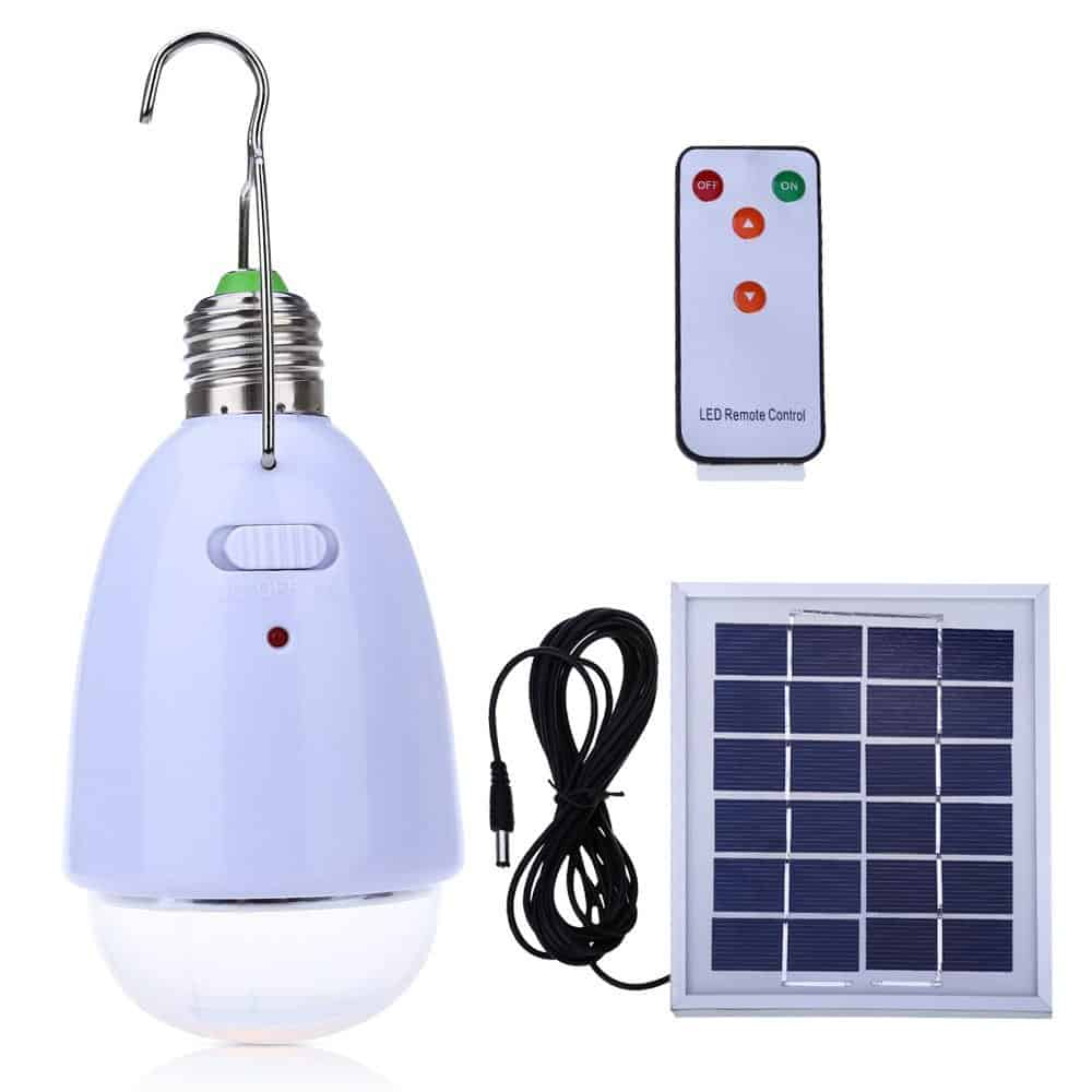 LightMe Solar Shed Light 2
