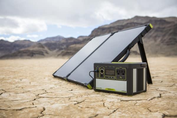 Yeti 1400 Solar Briefcase