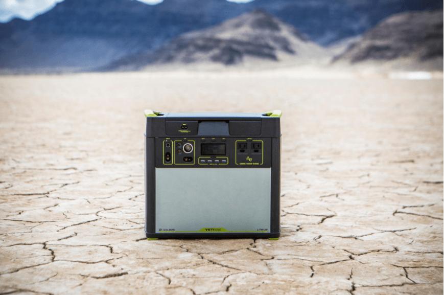 Goal Zero Yeti 3000 Battery